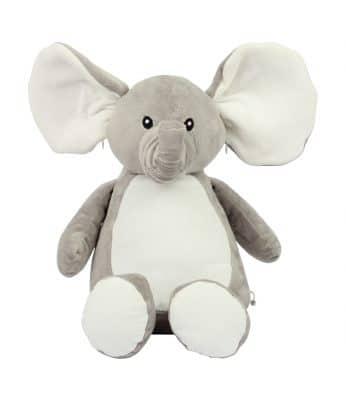 Personalised Elephant Cuddly toy